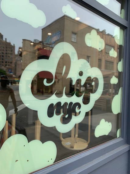 Chip NYC store front