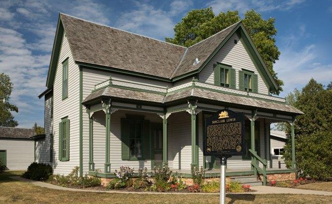 Sinclair Lewis Sauk Centre Minnesota