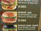 Jedi Burger