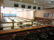 Fairmont Banff Springs Hotel 2016 Bowling Alley Literary