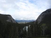 Fairmont Banff Springs Hotel 2016 Window View Literary