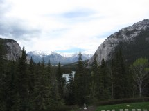 Fairmont Banff Springs Hotel 2016 View Literary And Lovely