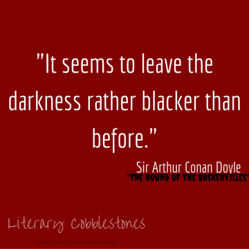 """October 20: Sir Arthur Conan Doyle's """"The Hound of Baskerville"""" 
