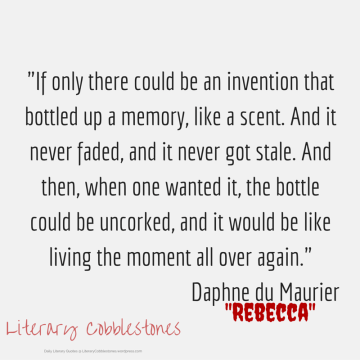 """October 22: Daphne du Maurier's """"Rebecca"""" 