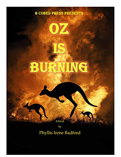 Oz is Burning cover