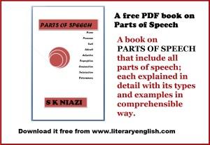 pdf book parts of speech