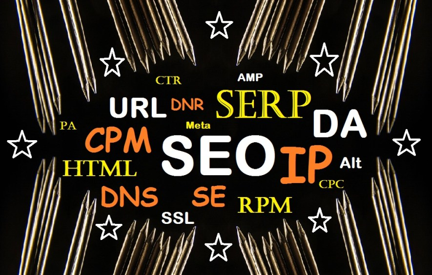 Terms in Content Writing and SEO | SEO Acronyms