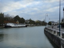 The Seine at Troyes