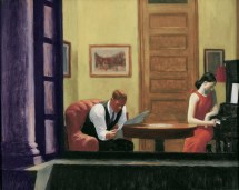 Edward Hopper Literary Fictions