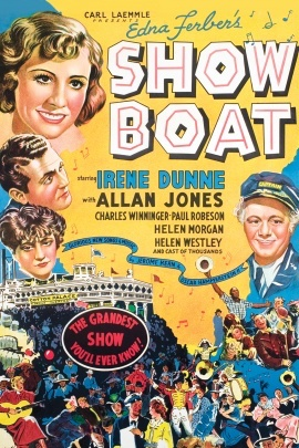 Paul Robeson Showboat : robeson, showboat, Ferber's, Showboat,, Stage, Screen