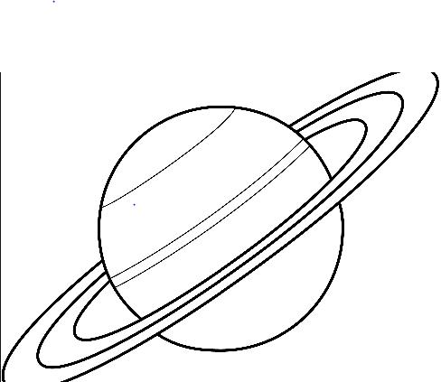 Poem: Like rings around Saturn