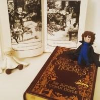 #novbookstagram Day 2: Favourite Literary Sidekick. Definitely my favourite Baker Street Boy - Dr John H Watson! #bookstagram #holmesandwatson #sherlock #johnwatson #sherlockandjohn #bakerstreetboys #221bbakerstreet #forever1895 ©theliteratigirl