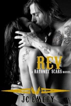 **REVIEW** Rev (Bayonet Scars #3) by J.C. Emery