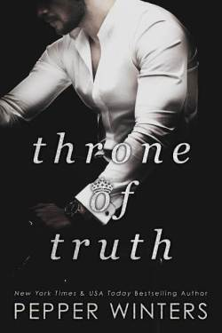 * Cover Reveal * Throne of Truth (Truth and Lies Duet book 2) by Pepper Winters * Pre-Order Links *