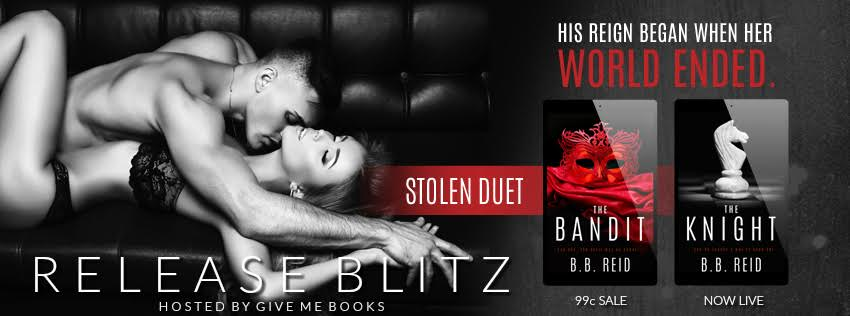 * Book Blitz * The Knight (The Stolen Duet book 2) by B.B. Reid * Blog Tour * Book Review *