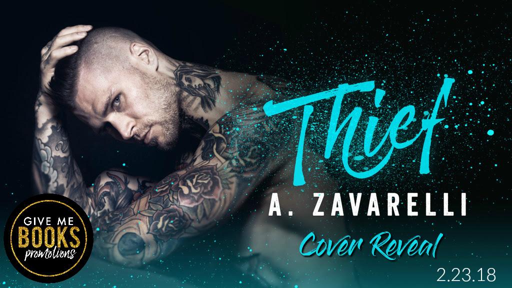 * Cover Reveal * Thief (Boston Underworld, Book #5) by A. Zavarelli * Giveaway * Excerpt *