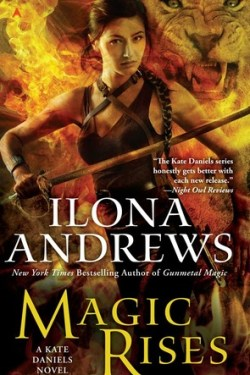 Review: Magic Rises by Ilona Andrews