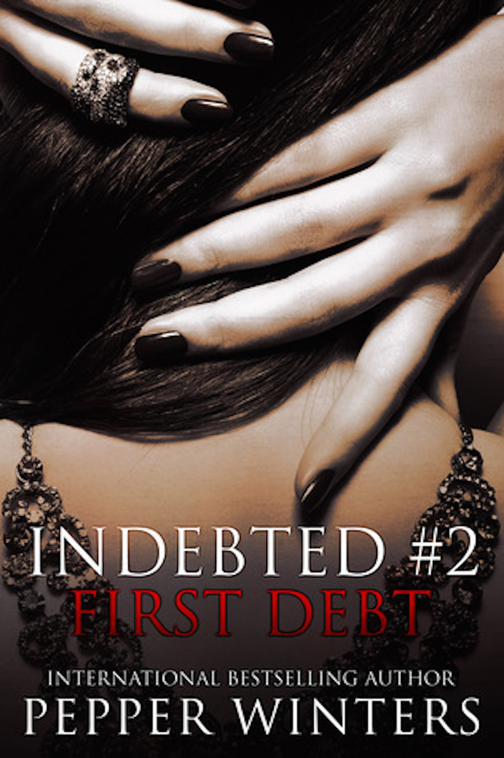 * FIRST DEBT (Indebted #2) by Pepper Winters * Blog Tour * Book Review * Giveaway *