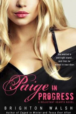 Paige in Progress by Brighton Walsh * Book Review * Excerpt