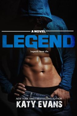 Legend by Katy Evans * Excerpt Reveal