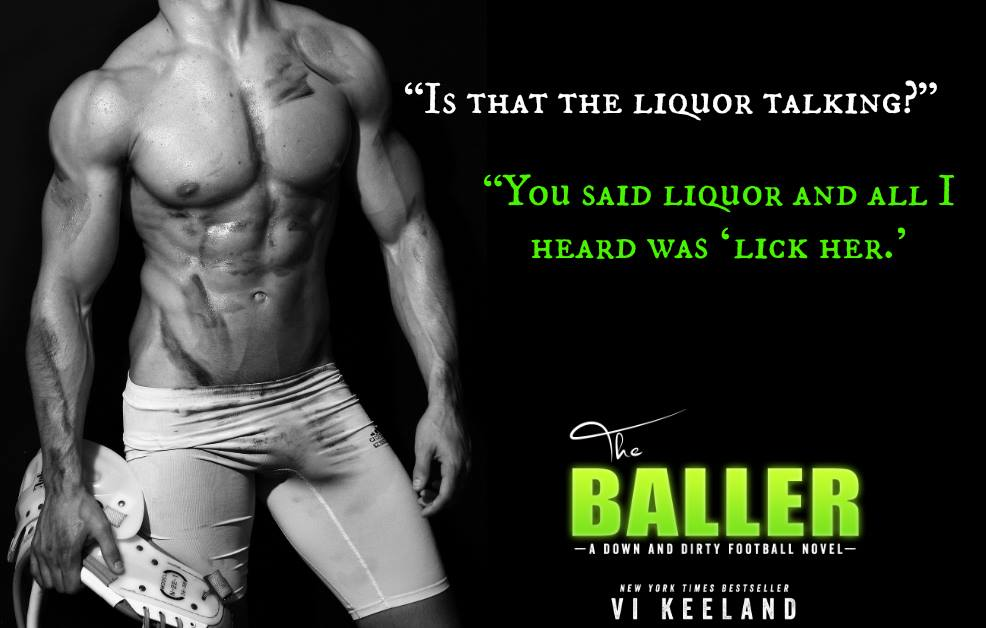 the baller teaser liquor