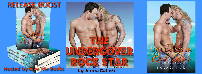 The Undercover Rock Star by Jenna Galicki