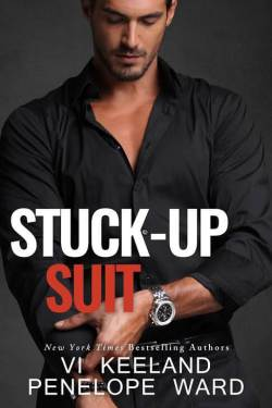 * Stuck-Up Suit by Penelope Ward and Vi Keeland * Blog Tour * Book Review *