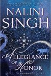 Allegiance of Honor by Nalini Signh