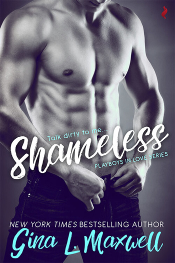Shameless by Gina L. Maxwell * New Release * Review * GC Giveaway