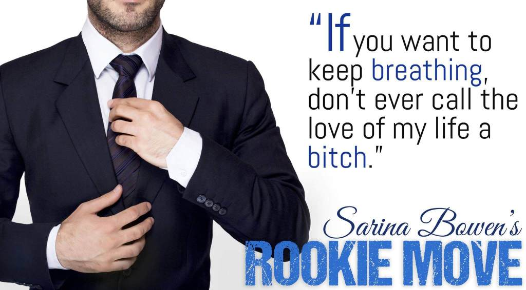 Rookie Move teaser 1