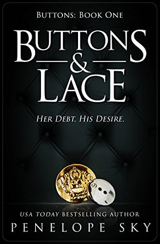 Buttons and Lace by Penelope Sky