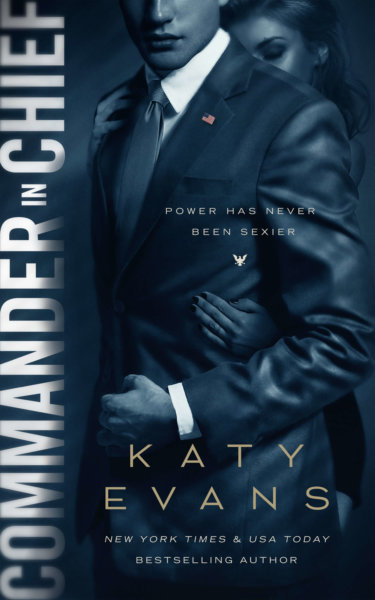 Commander In Chief by Katy Evans * Blog Tour * Review