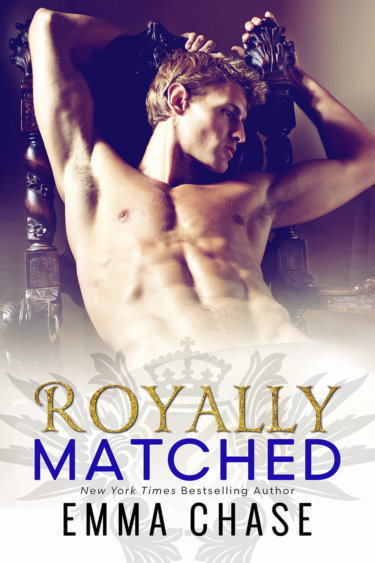 Royally Matched by Emma Chase * Review Tour * Book Trailer * Excerpt