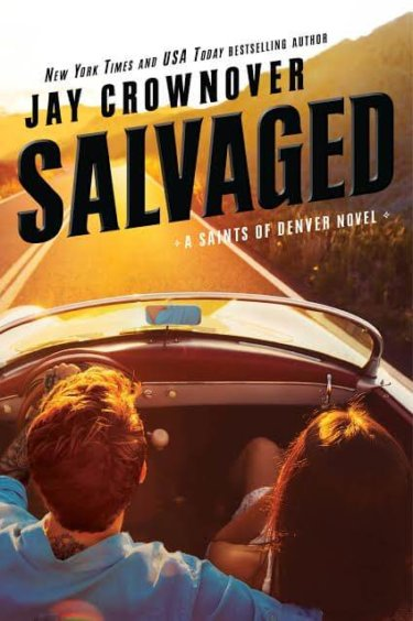 NEW RELEASE * Salvaged by Jay Crownover * Excerpt * Giveaway