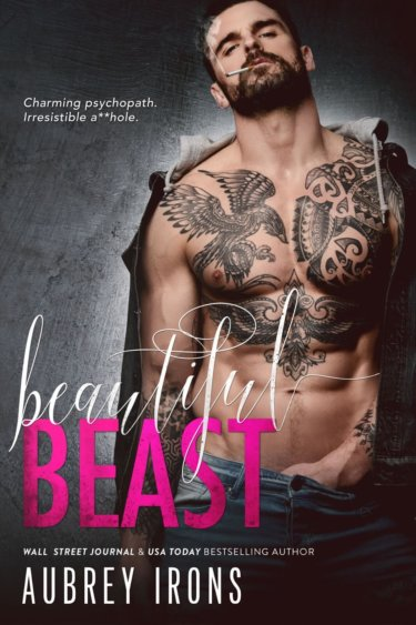 * ICYMI * It's Live * Beautiful Beast by Aubrey Irons * Release Week Boost * Book Review *