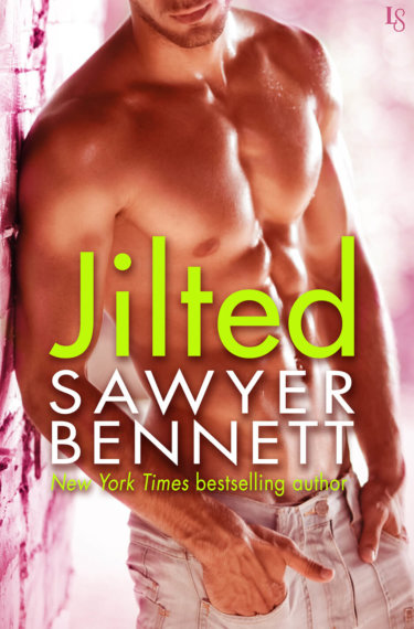 NEW RELEASE * Jilted by Sawyer Bennett