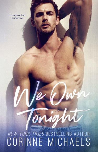 COVER REVEAL * We Own Tonight by Corinne Michaels