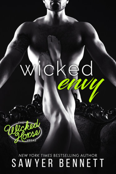 COVER REVEAL * Wicked Envy by Sawyer Bennett