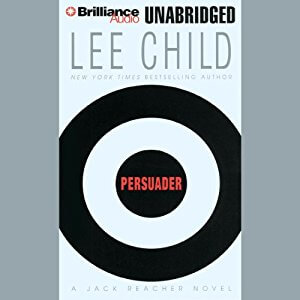 ⭐️Have You Heard?⭐️Audiobooks For Your Listening Pleasure⭐️Persuader by Lee Child⭐️