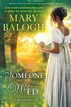 SOMEONE TO WED BY MARY BALOGH: REVIEW
