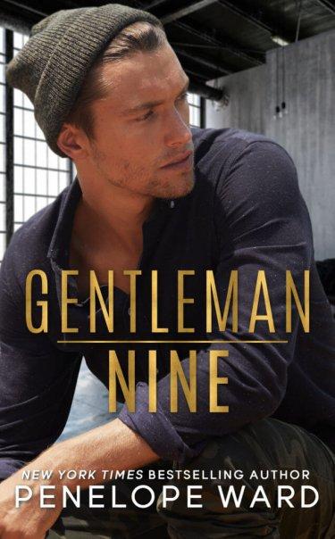 COVER REVEAL * Gentleman Nine by Penelope Ward