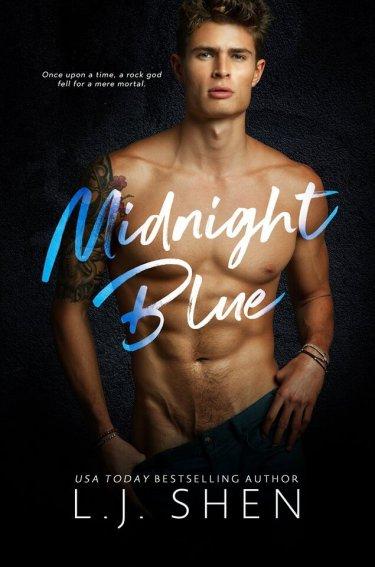 * It's Live Early! * Midnight Blue by LJ Shen * Happy Release Day!! *