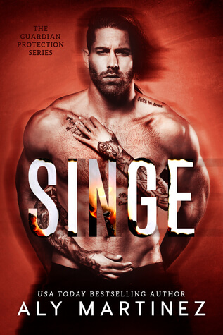 Singe (Guardian Protection #1) by Aly Martinez