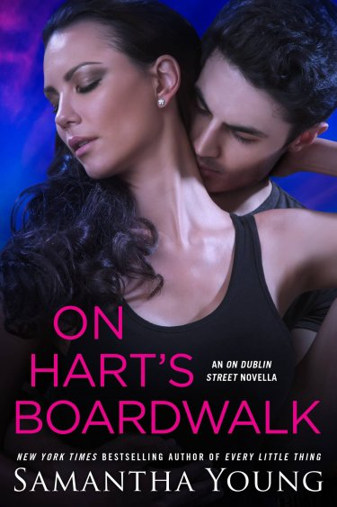 On Hart's Boardwalk by Samantha Young * Release Day * Review * Excerpt * Giveaway