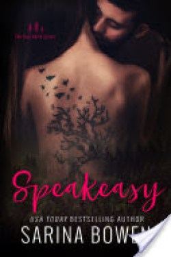 Speakeasy by Sarina Bowen * Book recommendation * Excerpt * Thoughts