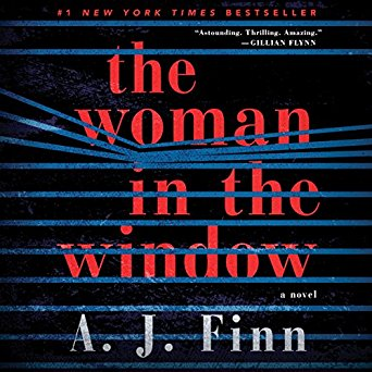 🎧Have You Heard?🎧Audiobooks For Your Listening Pleasure🎧The Woman in the Window by A. J. Finn🎧Narrated by Ann Marie Lee🎧