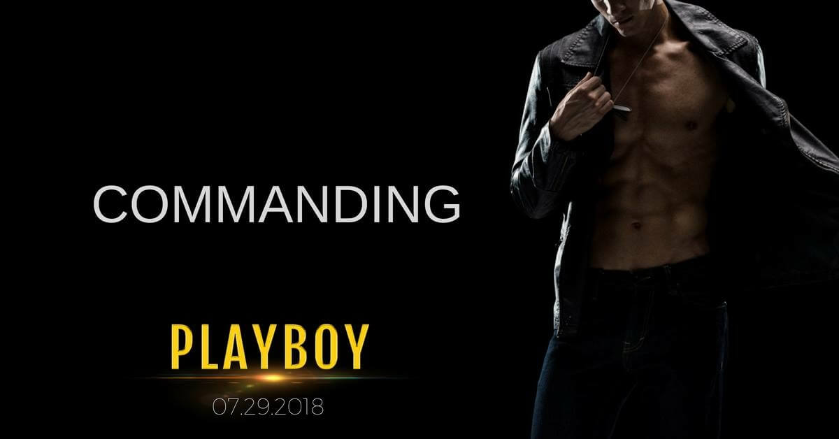 Teaser * Playboy by Katy Evans * Coming July 28th *