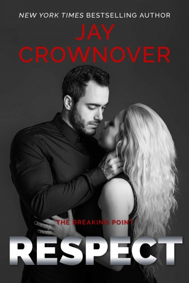 COVER REVEAL: Respect by Jay Crownover