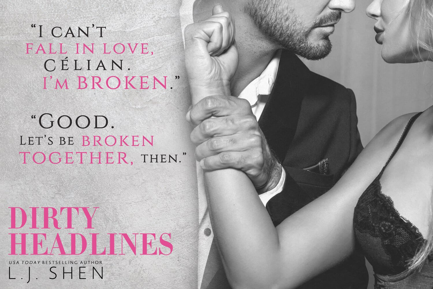* Teaser Tuesday * Dirty Headlines by LJ Shen * Coming September 7th *