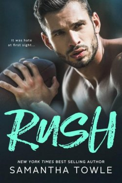 Rush by Samantha Towle * Release Day * Book Review